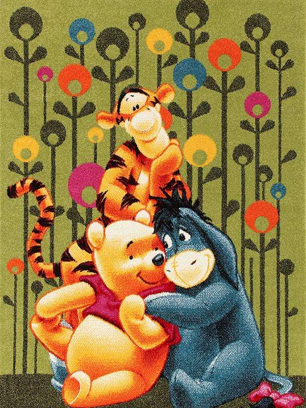 Tapis enfants Disney Winnie l'Ourson
